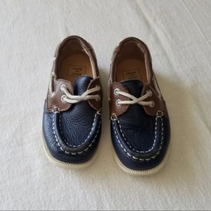 Janie and Jack boat shoes